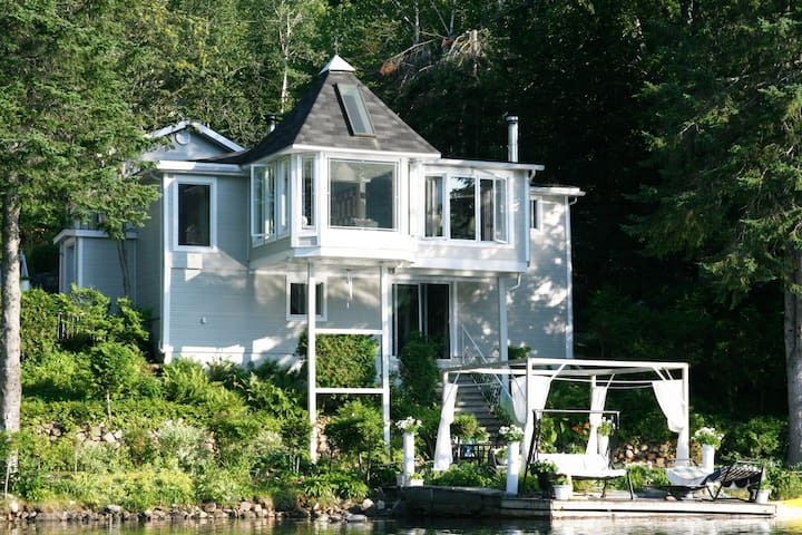 Air de printemps au bord du lac - Amherst - House
