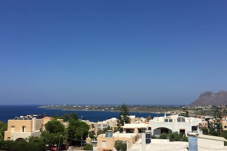 3 Bed  Family Apartment in Kalathas - Chania - Lakás