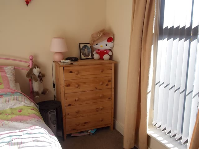 Single room or Double Room (whole flat possibly)