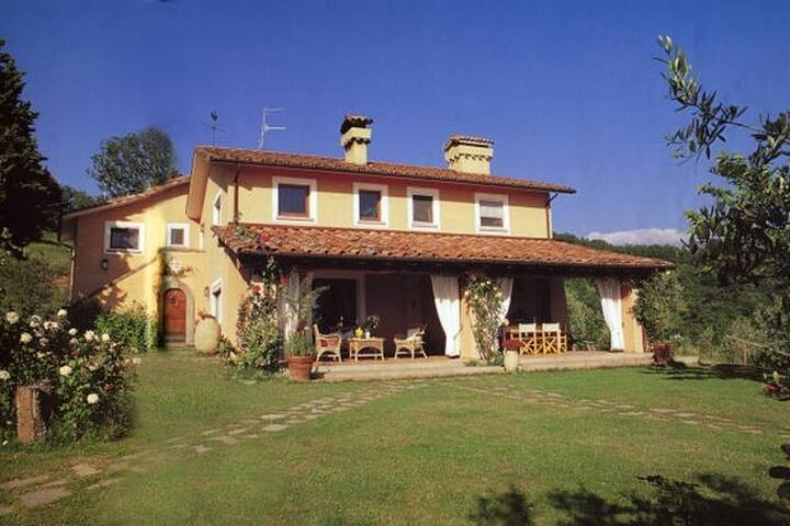 Wonderfull Villa in Tuscany - Provincia di Massa e Carrara - Villa