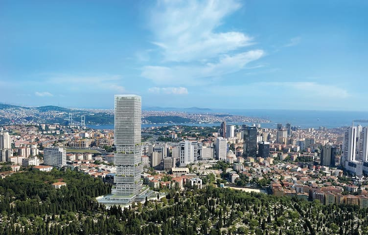 Istanbloom Luxury Apartment - İstanbul - Daire