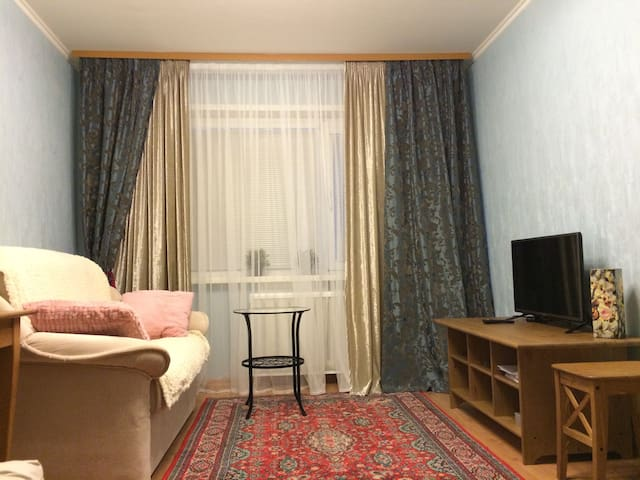 Lovely apartment in Akademgorodok - Novosibirsk - Apartment