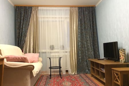 Lovely apartment in Akademgorodok - Novosibirsk