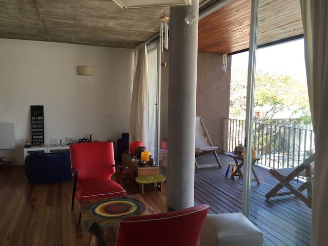 Moderno Estudio en Nuñez, Bs AS. - Buenos Aires - Apartment