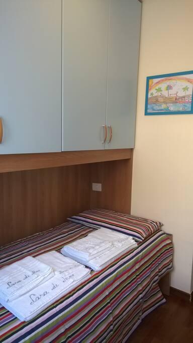 Camera letti separati