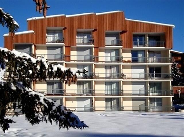 Emplacement Carré d'or ski au pied - Mont-de-Lans - Wohnung