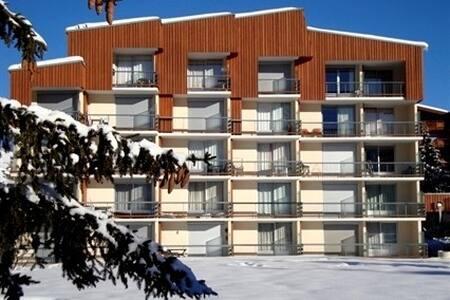 Emplacement Carré d'or ski au pied - Mont-de-Lans - Byt