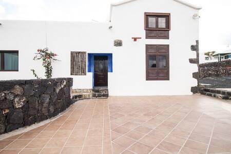 Paz y tranquilidad ambiente rural - Casa