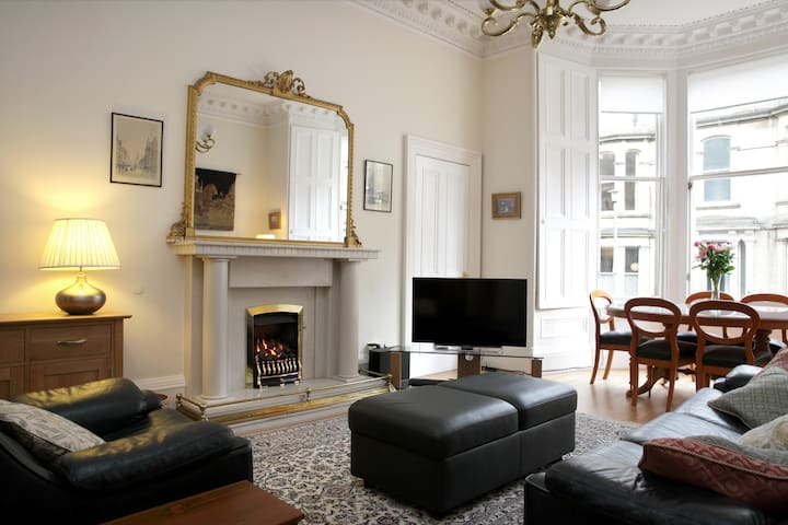 Elegant Bruntsfield Apartment - Edinburgh - Apartment
