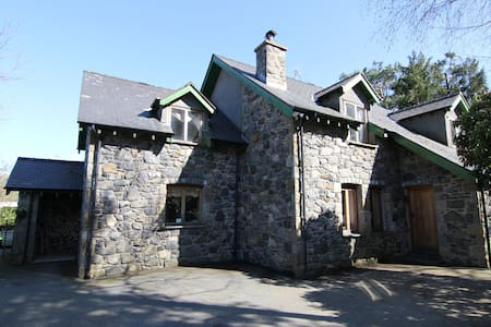 Cosy room in the Conwy valley - Trefriw - Bed & Breakfast