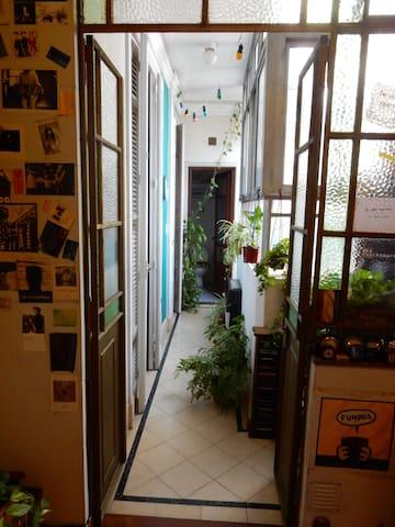Sunny apartment in San Telmo. Tango&Culture - Buenos Aires - Wohnung