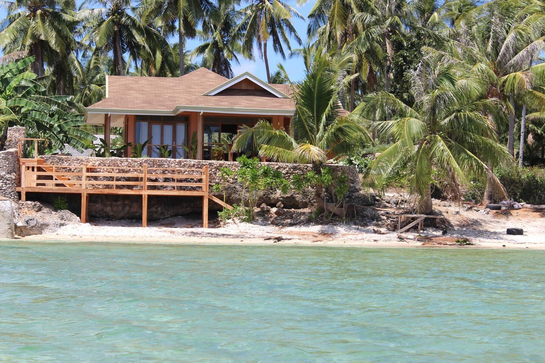 Rhumbutan House and sun deck