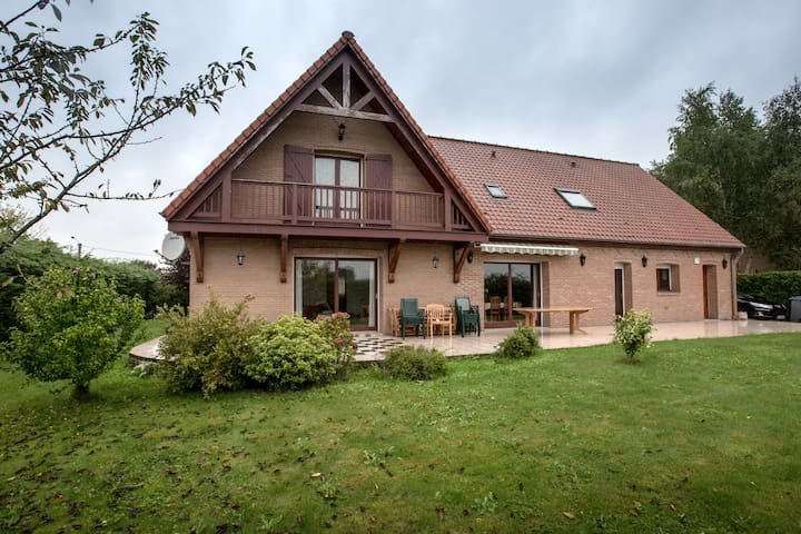 Comfortable studio 15km from Lille - Bachy - House