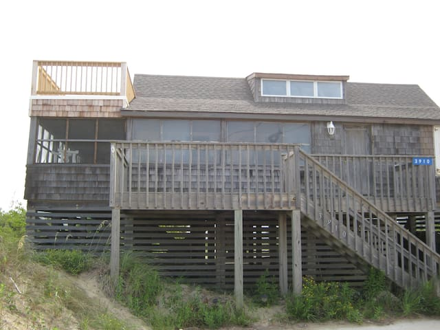 Serendipity - Kitty Hawk ocean view - Kitty Hawk - Haus