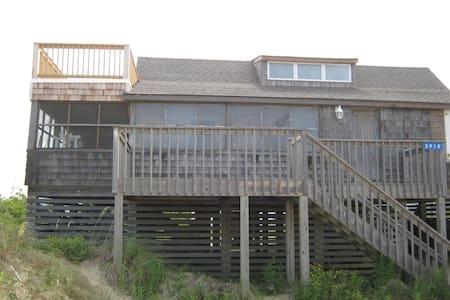 Serendipity - Kitty Hawk ocean view - Kitty Hawk - Dům