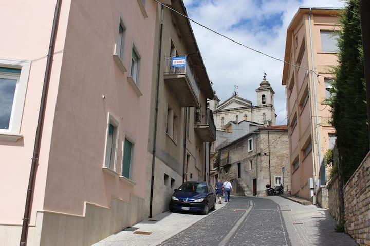 Delizioso appartamento - Castel di Sangro - Flat