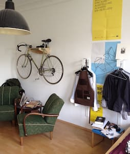 Kleine Wohnung, Schanze - Hamburgo