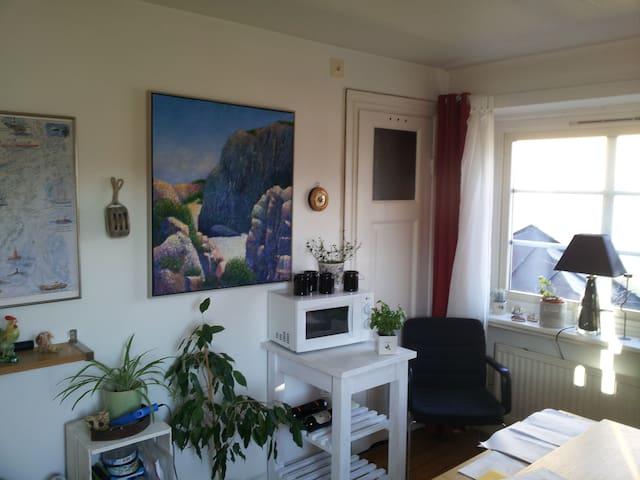 1,5 room in Halmstad - Halmstad - Huoneisto