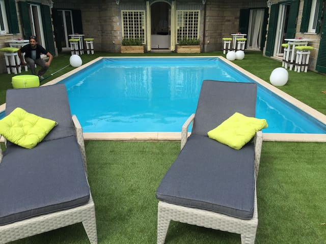 Roma- country house private pool - Roma - Rumah