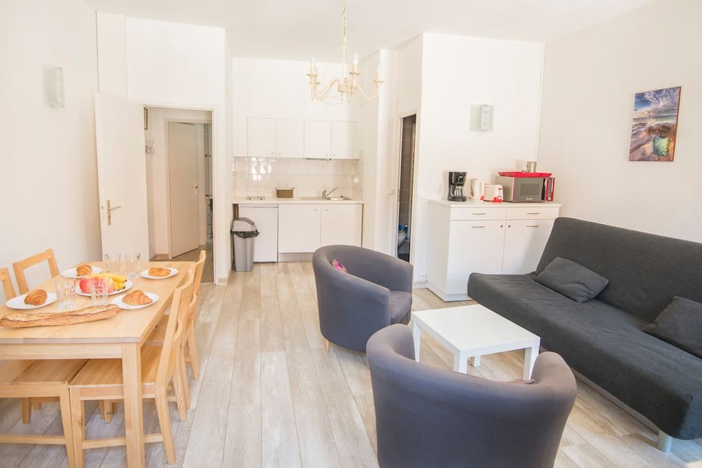Apartment in the centre of Annecy