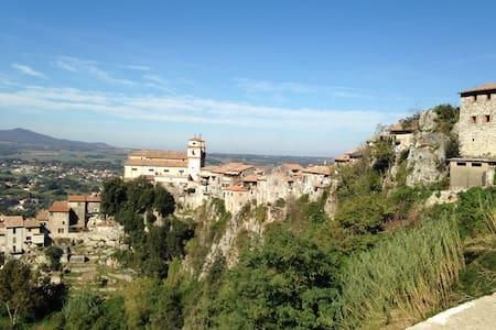 Appartamento panoramico nel borgo - Artena - Huoneisto