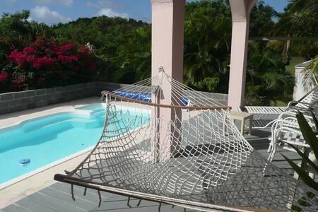 La Porte Bleue -America's Paradise - 克里斯琴斯特德(Christiansted) - 公寓