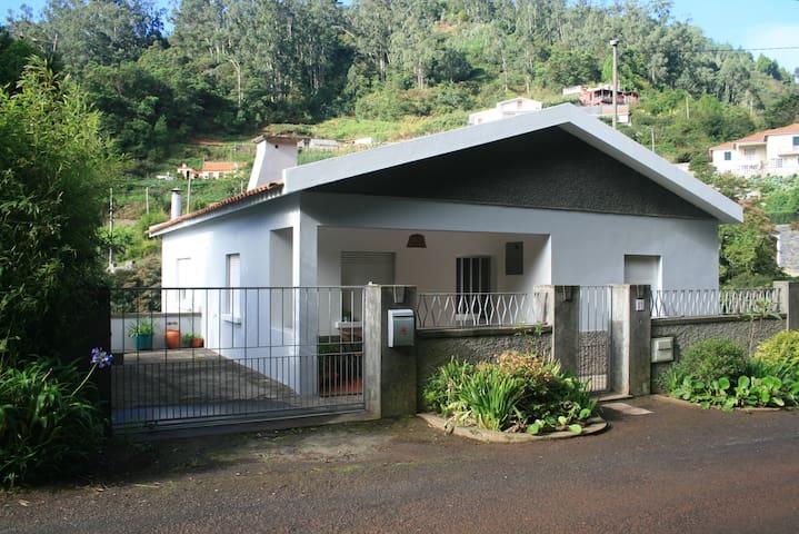 Casa do Santo - Machico - Cabaña