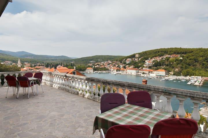3 Sea view apartments (3) - Jelsa - Daire