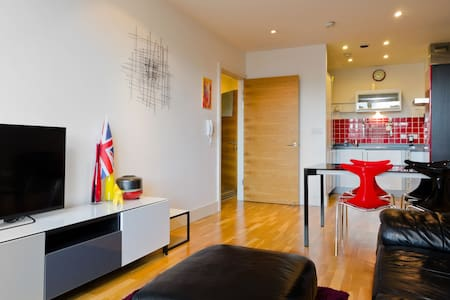 Luxury Apartment, Liverpool UK - Liverpool
