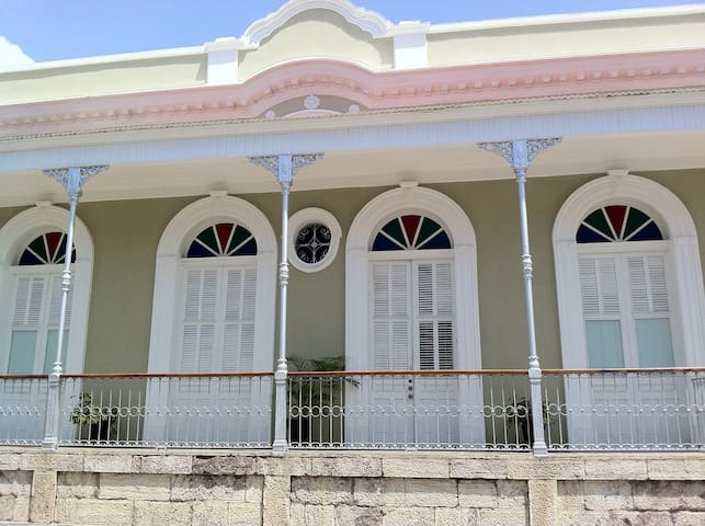Casa Margarita Bestard, Historic