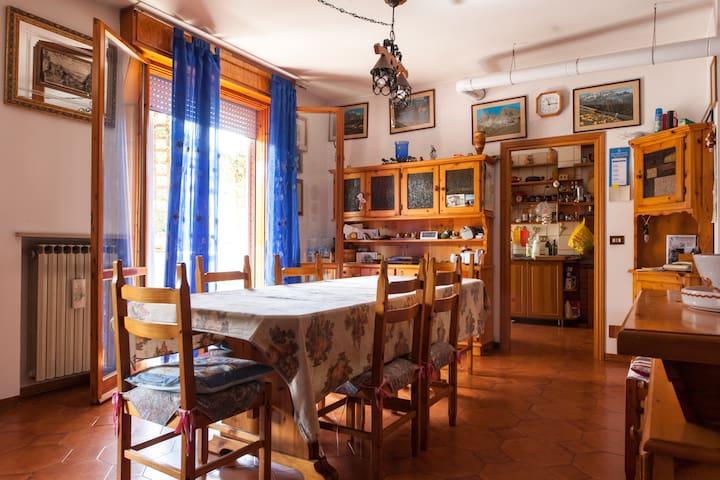Doppia piccola con balcone - Rimini - Dům