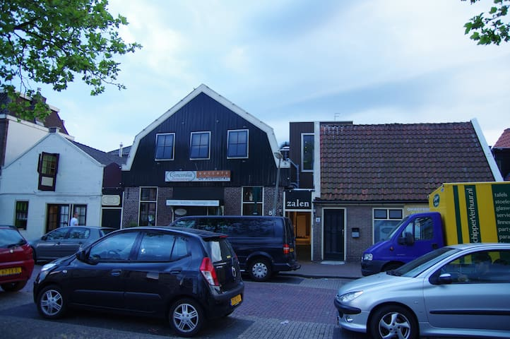 Accommodation near Amsterdam - Purmerend - Slaapzaal