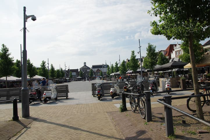 Accommodation near Amsterdam - Purmerend - Kollégium