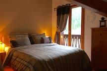 Chambre 3  (lit 160cm)