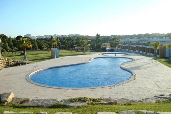 Vila Branca - Albufeira - Hus