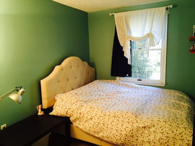 Columbia Nice and Quite Room