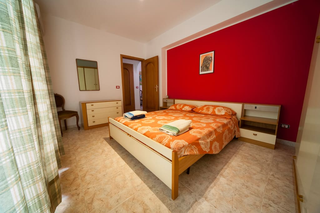 Camera da letto casa-vacanze