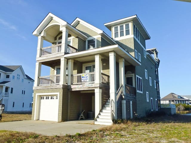 Perfect vacation home, Outer Banks - Avon - Haus