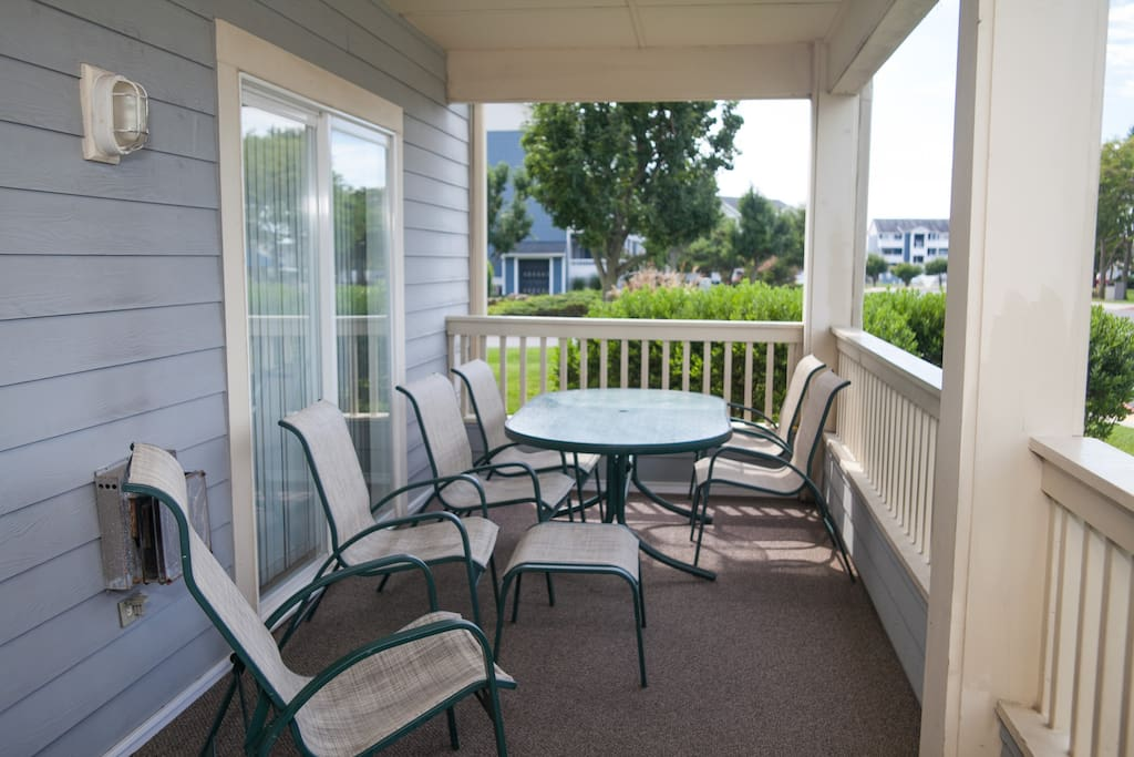 Great Family 3 Bedroom 2 Bath Geta Flats For Rent In Ocean City Maryland United States