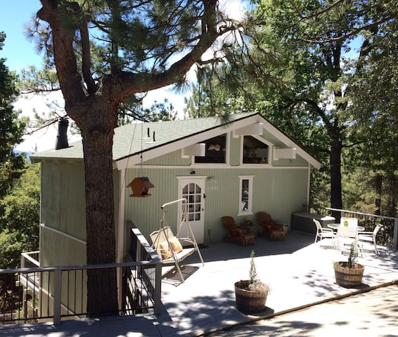 Luxury and Panoramic Views - Idyllwild-Pine Cove - House
