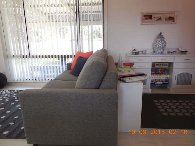 Sofabed/Bookcase