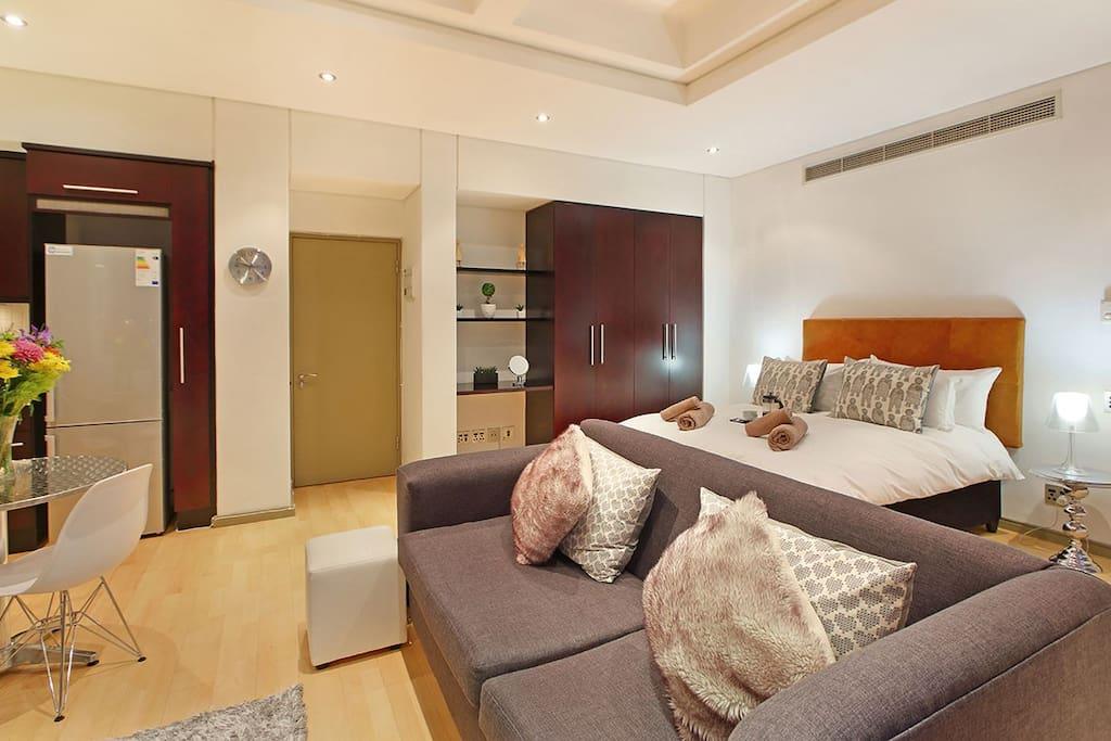 Master Luc Apartment