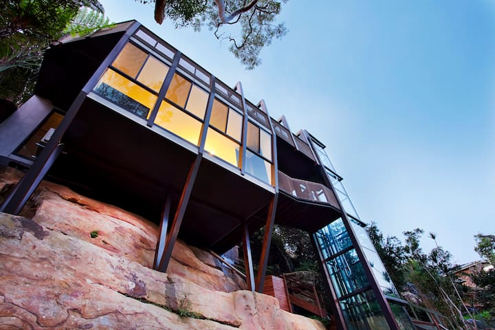 The Tree House - Grays Point - Apartment