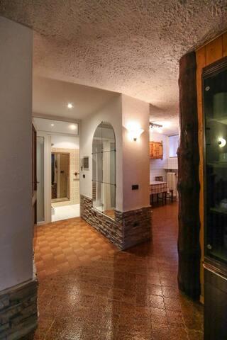 ingresso/disimpegno interno appartamento Happy