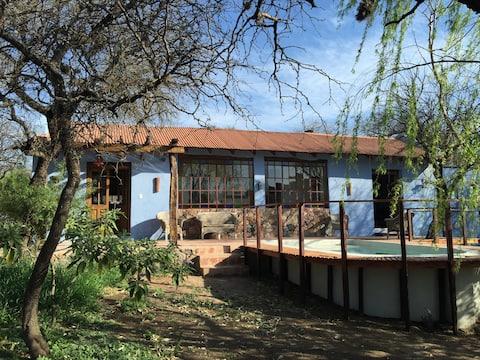 Casa La Banda.Traslasierra