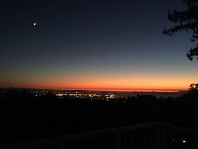 Stunning view of San Francisco -bedroom-2
