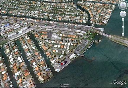 BEACH GETAWAY BEAUTIFUL  4/3 HOME - Miami - Ház
