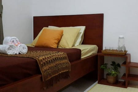 Peaceful Homestay In Bali (1st FL)