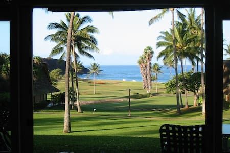 Whitewater, sunset view 1BR Condo - Maunaloa