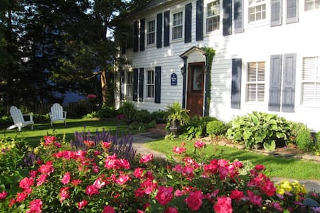 Historic Inn in Cape May NJ - West Cape May - Bed & Breakfast